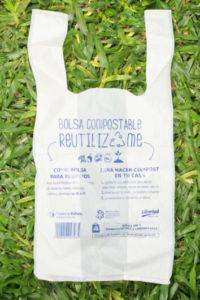 Bolsas Compostable y Biodegradable